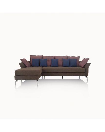 5865 L-Shape Sofa **Ready Stock**