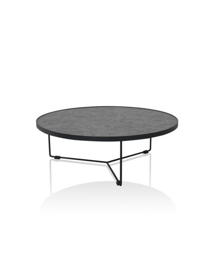 Round Coffee Table [ COR-HT1943-3ET80 (A) ]
