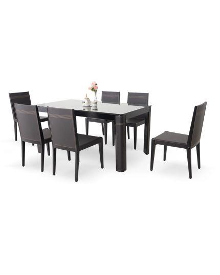 [ Dining Set ] Lorenzo Signature Design